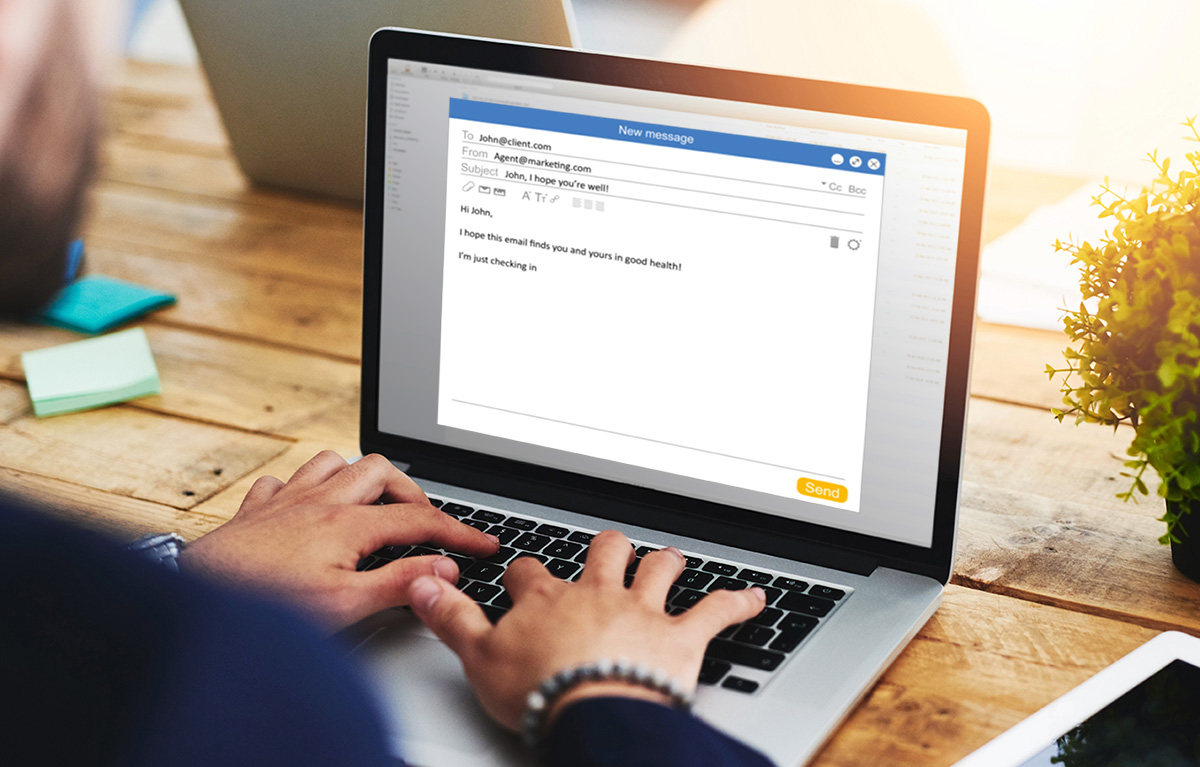 Best Practices for Writing an Email to Your Insurance Clients