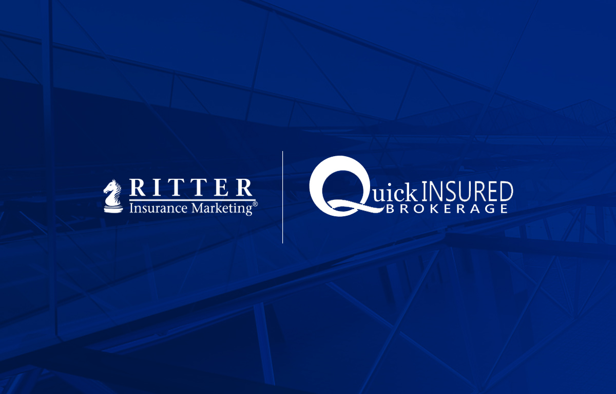 Ritter Continues Expansion, Acquires Ohio-Based Quick Insured Brokerage