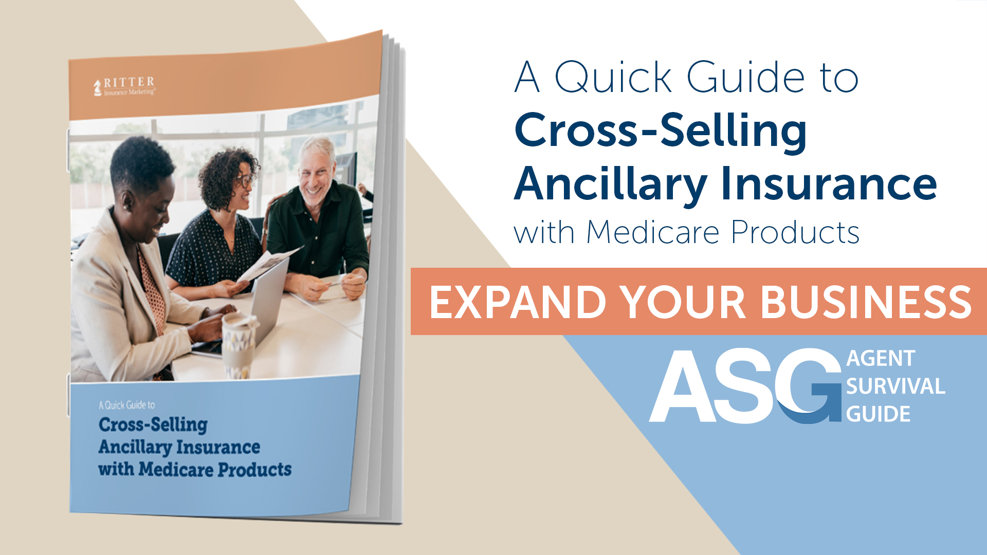 A Quick Guide to Cross-Selling Ancillary Insurance with Medicare Products Trailer