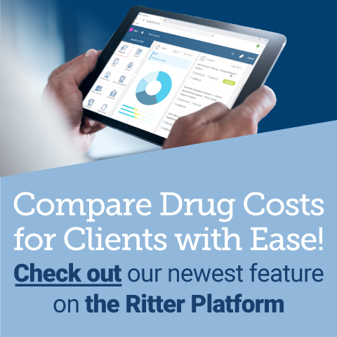 Compare Drug Costs for Clients with Ease!