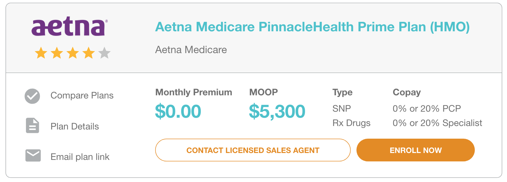 Share a Comprehensive Medicare Plan Finder